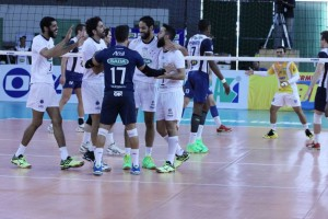 Sada é o atual campeão da Superliga (Foto: Divulgação/CBV)