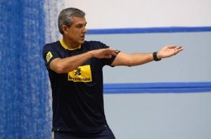 Treinador ainda espera nove jogadoras até 1º de junho (Foto: Divulgação/CBV)