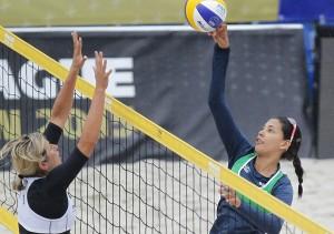 Serão quatro as duplas brasileiras na competição (Foto: Divulgação/FIVB)