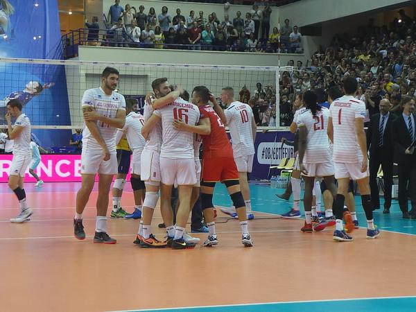 Crédito: @FFVolleyball/twitter