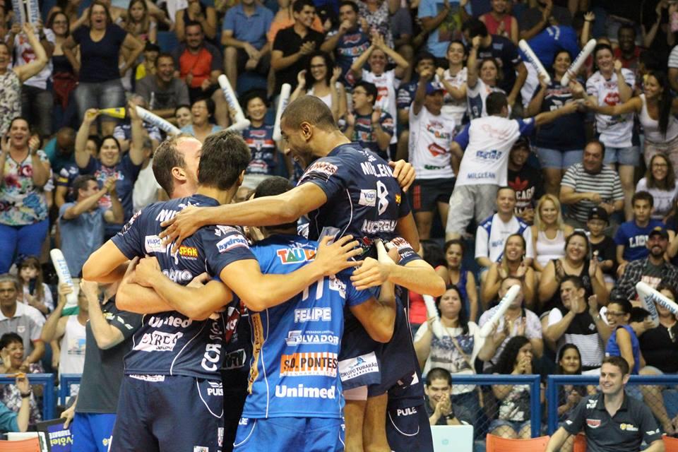Crédito: Rafinha Oliveira/Vôlei Taubaté