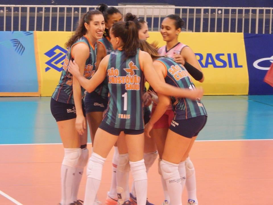 Crédito: Divulgação/Associação Atlética São Caetano Vôlei