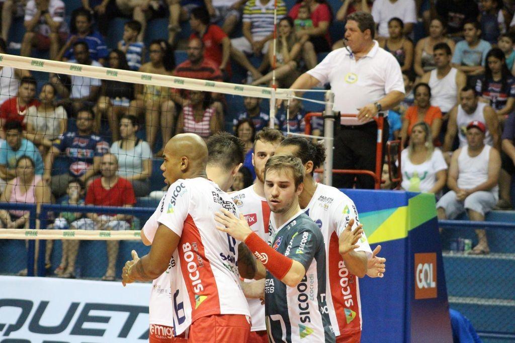 Crédito: Rafinha Oliveira/Funvic Taubaté
