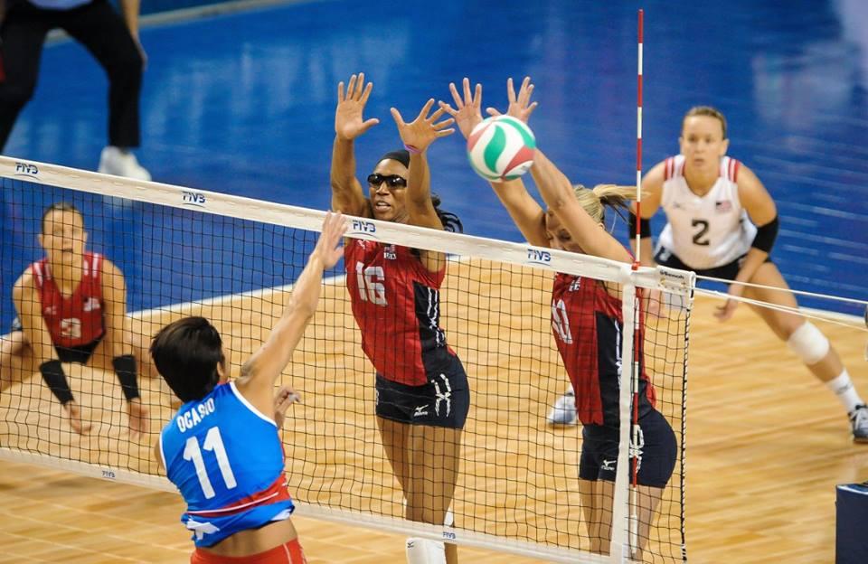 Crédito: Eric Francis/USA Volleyball