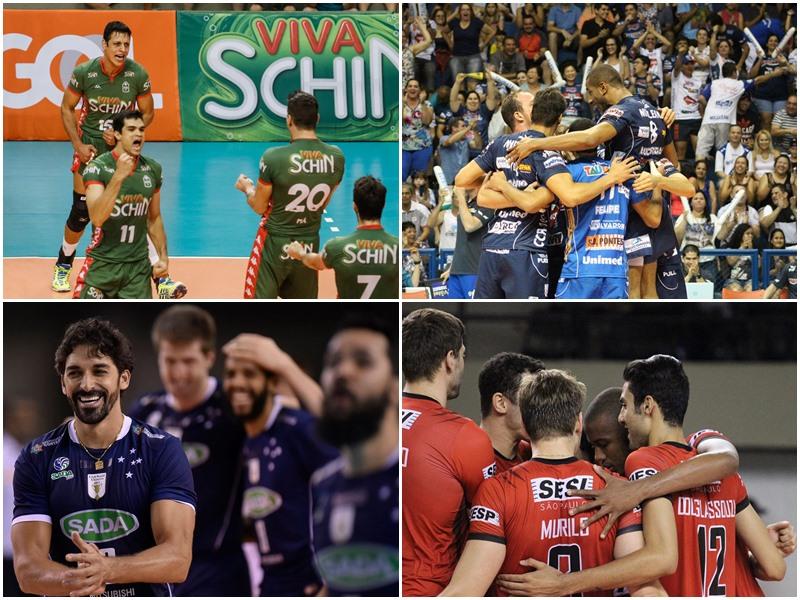 painel semifinal SL masculina 2015-16